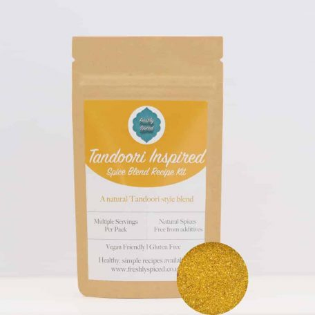 Photo of Tandoori Inspired Spice Blend
