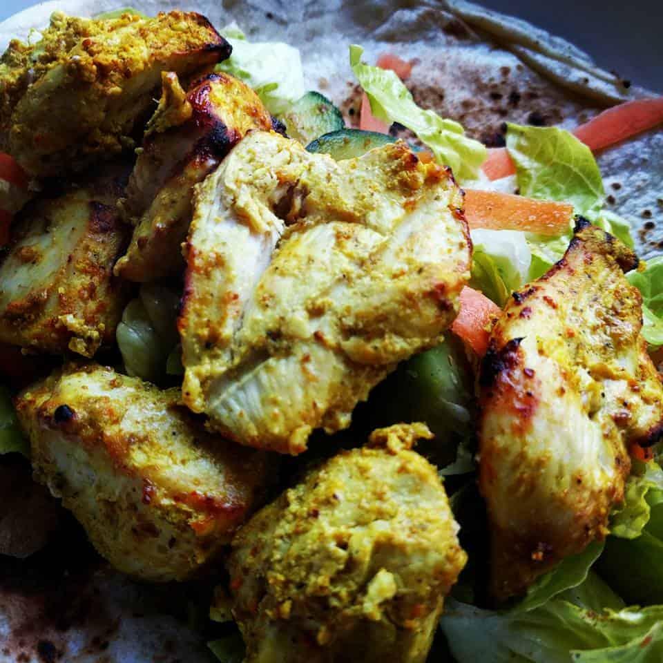 tandoori recipe