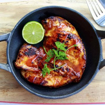 Spicy BBQ Chicken Recipe