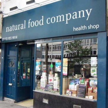 natural food company