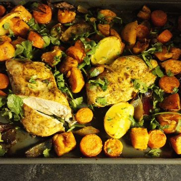 Chicken Tray Bake Recipe