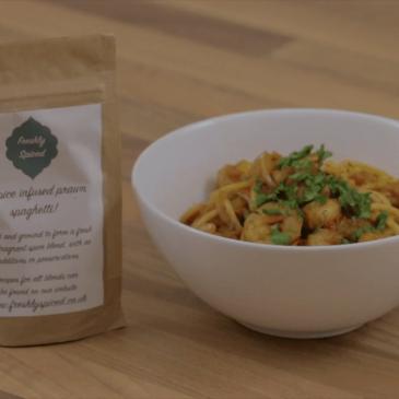 Spiced Spaghetti Recipe
