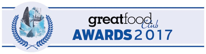 Great food club awards