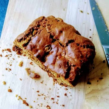 spiced loaf cake Recipe