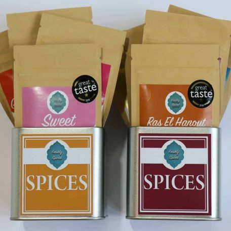 Photo of Deluxe Spice Tin