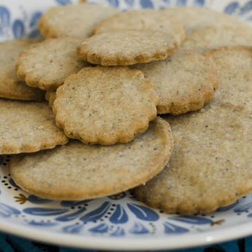 Spiced Biscuit Recipe