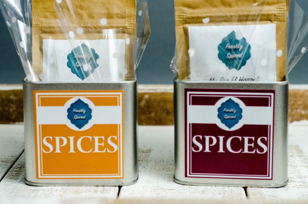 Spice Tins