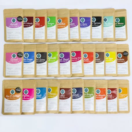 Ultimate Spice Blend Collection