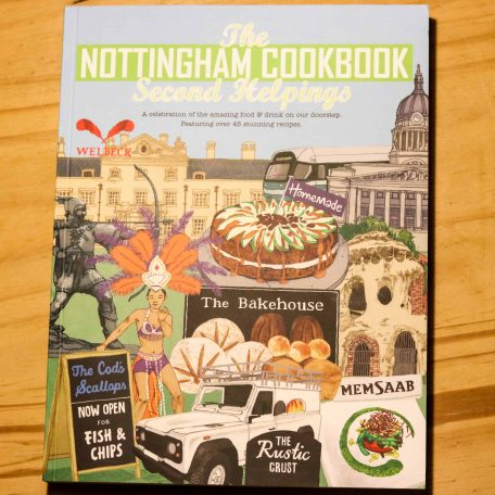 nottingham cookbook
