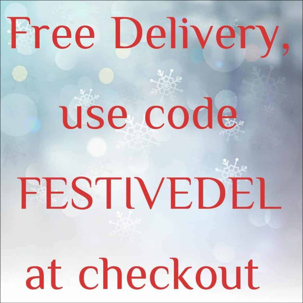 festive delivery offer