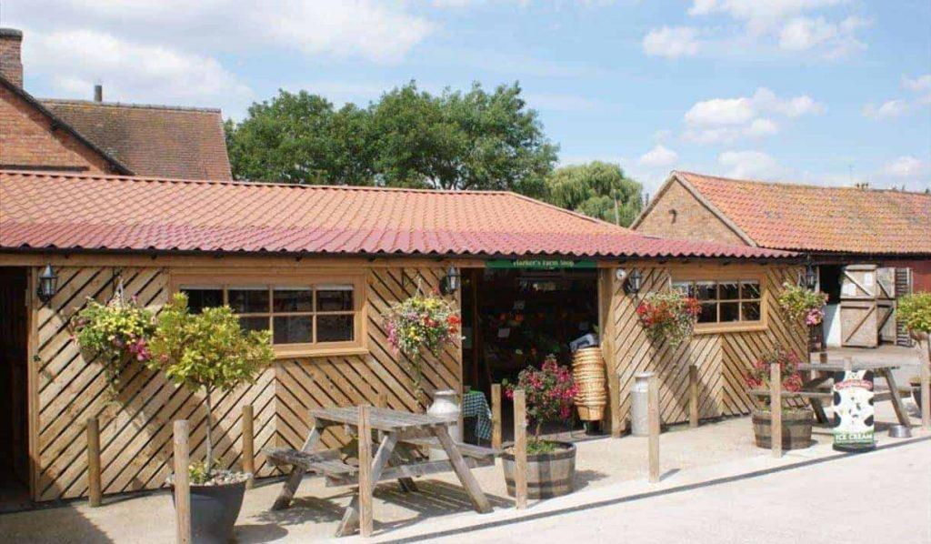 harkers farm shop