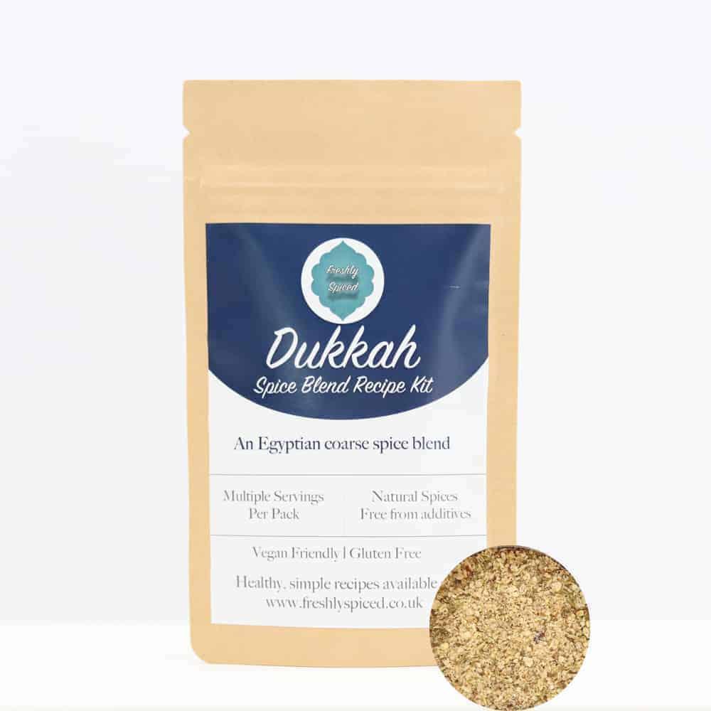Photo of Dukkah Spice Blend