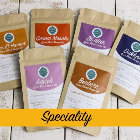 Speciality Spice Tin