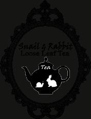 Snail and Rabbit Loose Leaf Tea Logo
