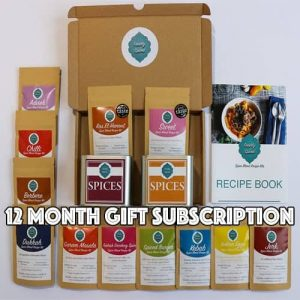 12 month gift subscription 2019