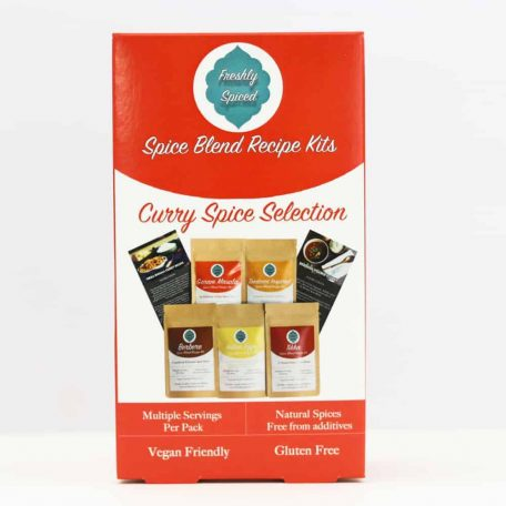 Photo of Curry Spice Blend Gift Box