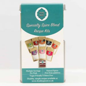 Photo of Spice Blend Specialty Gift Tin