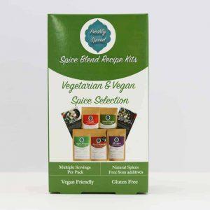 Photo of Vegan & Vegetarian Gift Box