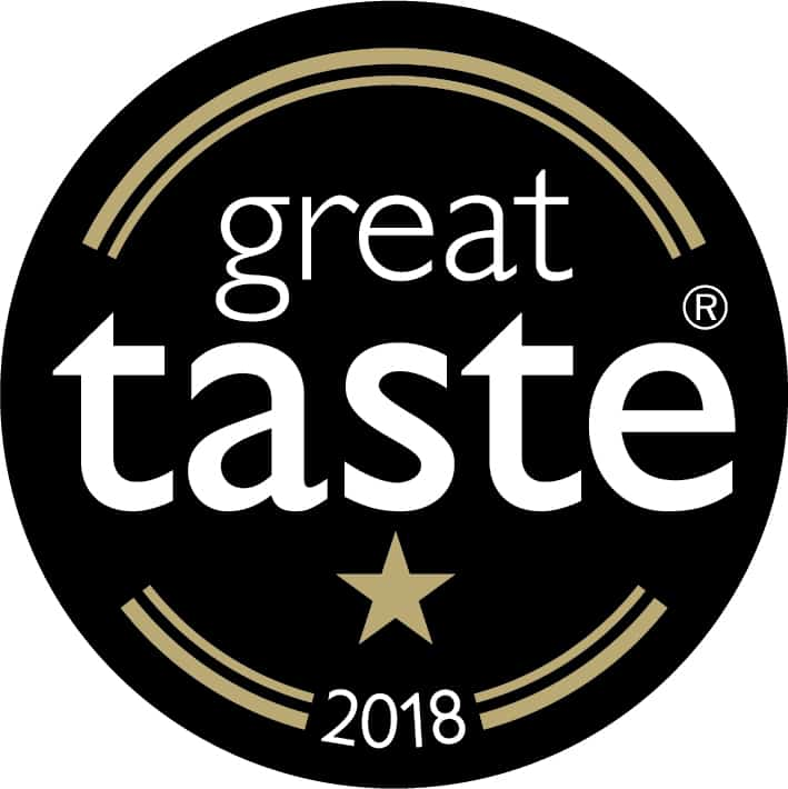 photo of great taste award 2018