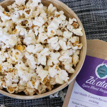 za'atar popcorn recipe photo