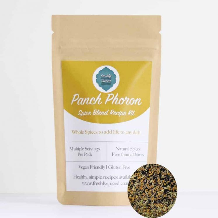 Photo of Panch Phoron Spice Blend