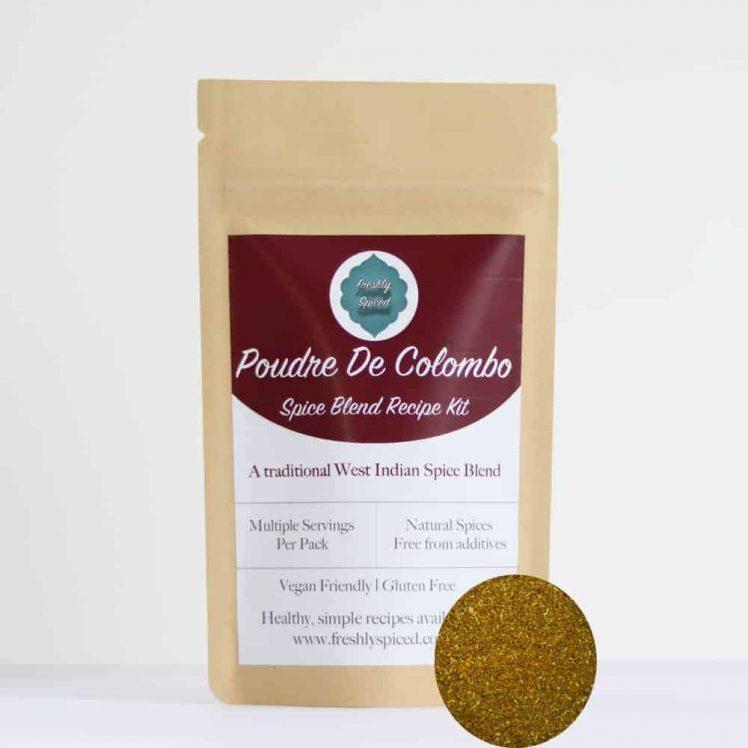 photo of Poudre De Colombo Spice Blend