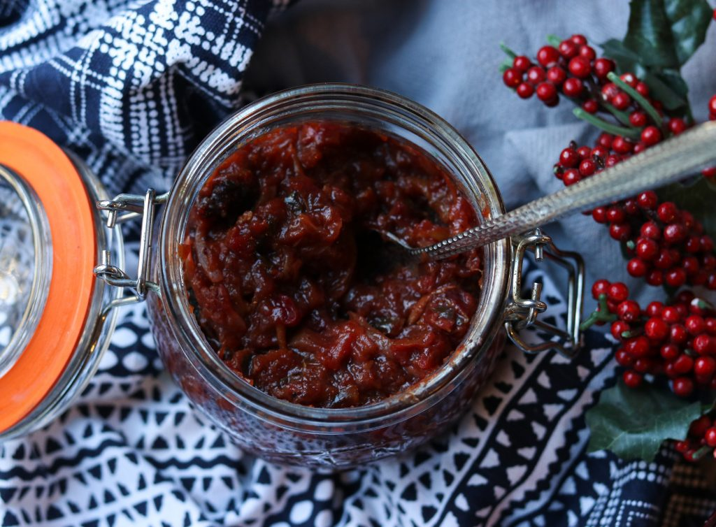 Photo of Festive Spiced Chutney Recipe