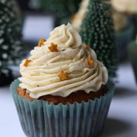 photo of christmas cupcake recipe