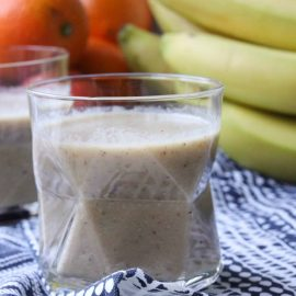 spiced smoothie recipe