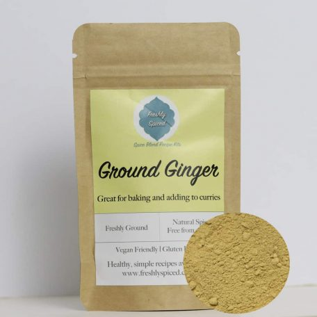 Ground Ginger