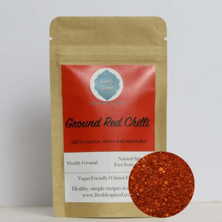 Ground Red Chilli