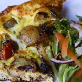 Indian Spiced Frittata Recipe
