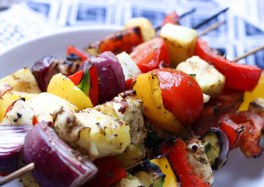 Za'atar Veggie Kebab Recipe 2