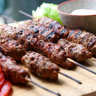 Spicy Beef Kofta Recipe