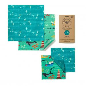 Photo of Beeswax Wrap Co Lunch Pack