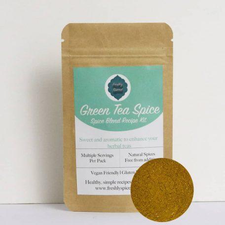 Green Tea Spice Blend