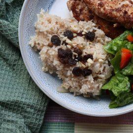 Advieh Spiced Rice Recipe