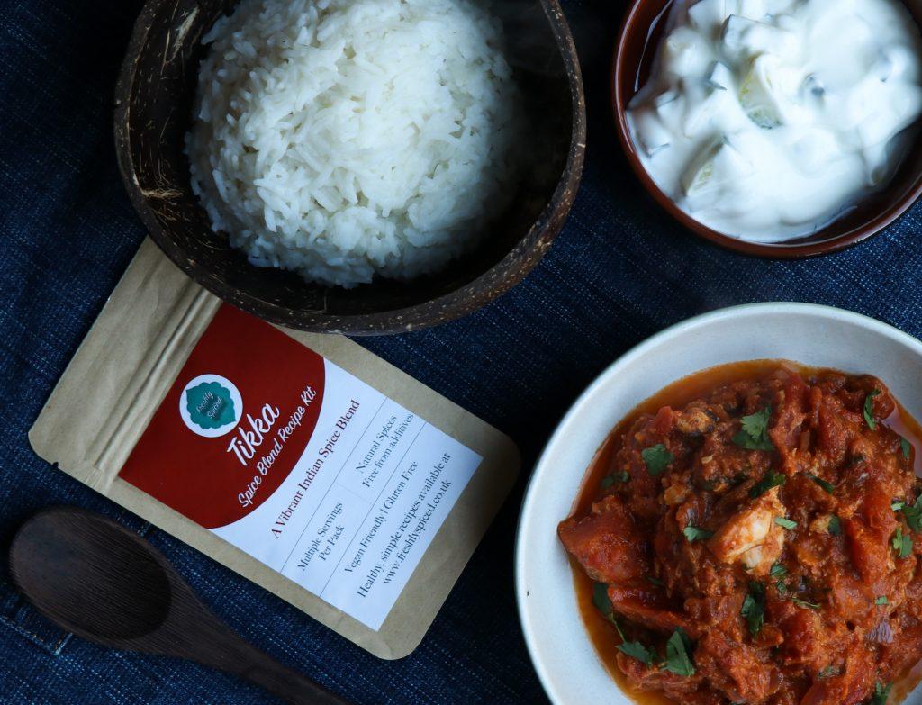 Tikka Fish Curry Recipe