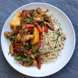 photo of Jerk Stir Fry Recipe