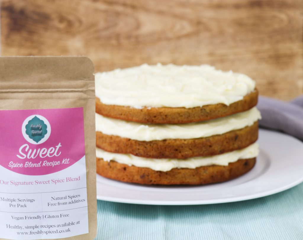 photo of Middle Eastern Carrot Cake