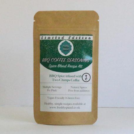 BBQ Coffee Seasoning