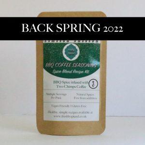 BBQ Coffee Seasoning (Limited Edition)