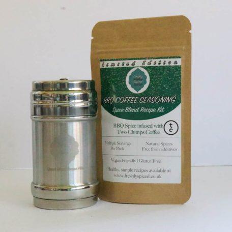 Spice Shaker & BBQ Coffee Seasoning