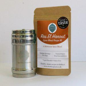 Spice Shaker + Spice Blend
