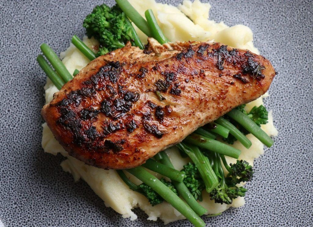 photo of Peppery Chicken Recipe